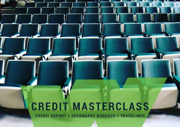 Credit Masterclass